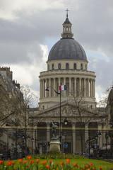 Panthéon, Sénat, Jardin du Luxambourg, Paris, France