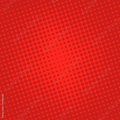 """"""" Background Halftone Circle Vector"""" Stock Image And"""