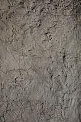 Gray decorative plaster