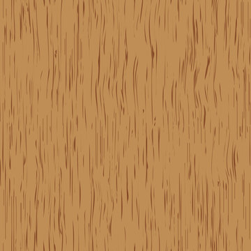 Wooden realistic textured background. Seamless background. Vector