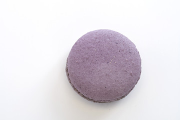 purple macaron