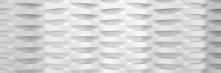 Wide White Texture