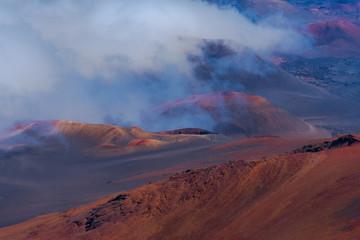 Inside the Haleakala Volcano
