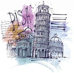 Pisa Sketch