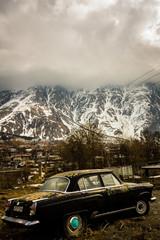 Kazbegi, Georgia