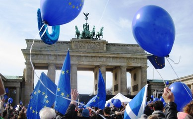March for Europe Berlin
