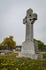 Celtic Cross Monument