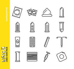 Linco Contraceptive Icon Pack