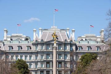 Washington DC, capital city of the United States