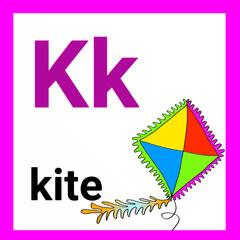 k letter icon
