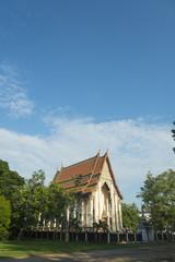 temple in petchaburi, Thailand