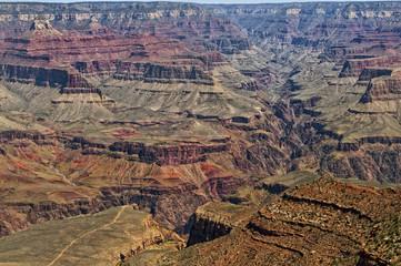 Grand Canyon. USA
