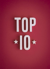 Top 10 sign lettering