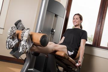 Female fitness series