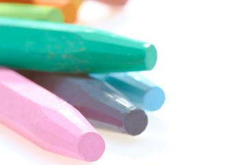 カラフルな筆記用具