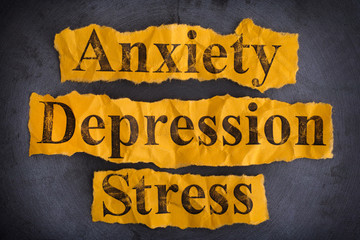 Word Anxiety, Depression and Stress
