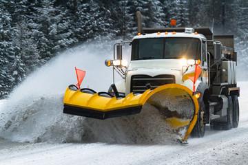 Snow Plowing - Fiskdale, MA