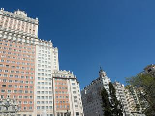 Madrid in spanien
