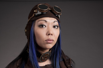 Asian steampunk
