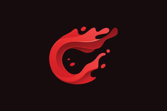 Abstract C Logo