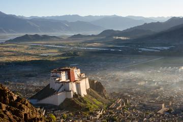 Palace of Panchen Lamas in Shigatse