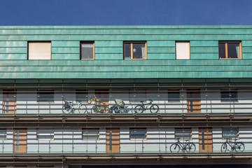 modernes Gebäude Architektur