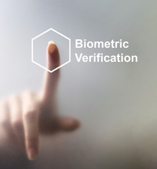 unlocking devices with fingerprint scan using biometrics security