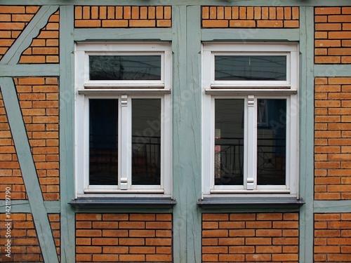 Turbo Fenster und Fachwerk