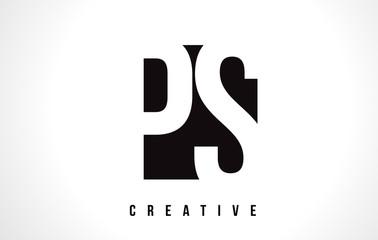 u white letter logo design with black square buy this stock