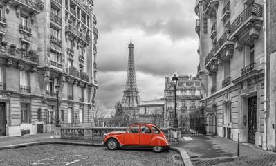 Obraz Avenue de Camoens w Paryżu - fototapety do salonu