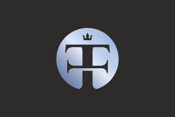 Luxurious Brand Letter F Logo