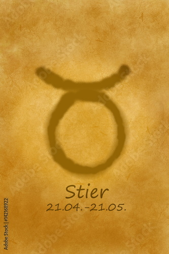 sternzeichen stier stockfotos und lizenzfreie bilder auf bild 142168922. Black Bedroom Furniture Sets. Home Design Ideas