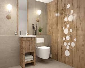 Gäste-WC, kleines WC, Toilette