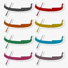 Simple Gondola icon