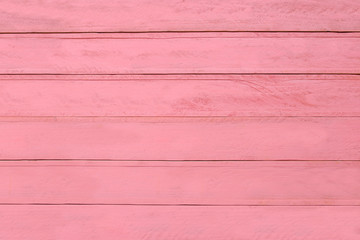 Pink wood texture background,walls of the interior.