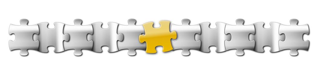 Puzzel Verbindung