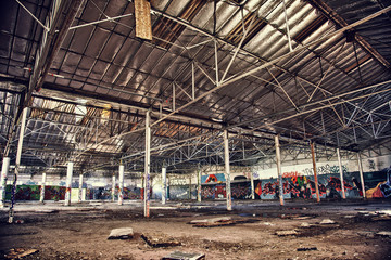 Abandoned complex