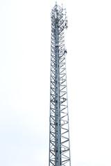 Telephone signal pole