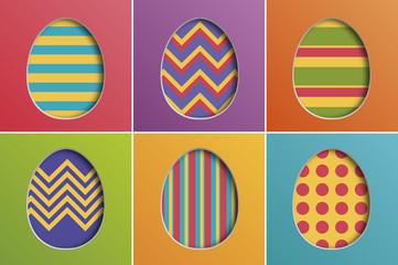œuf de Pâques - Pâques - œuf - fond - fête - décoration