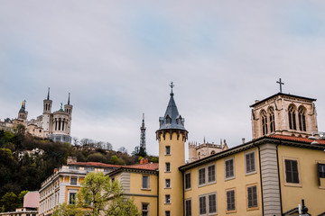 Le quartier de Saint-Jean dans le Vieux Lyon