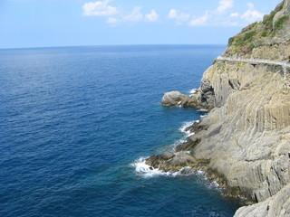 Cinque Terra Ocean View series