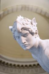 Dans le musée des Beaux-Art de Lyon