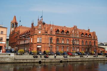 Bydgoszcz, Stary Port.