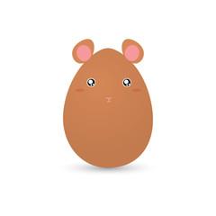 Easter Mouse Egg