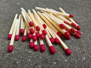 Matches (the Pile)