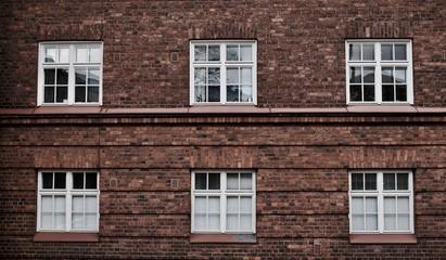 Six windows, Helsinki, Finland