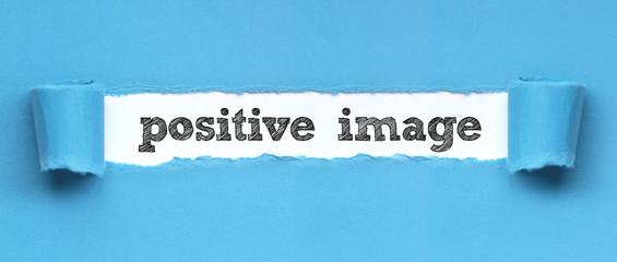 positive image / paper