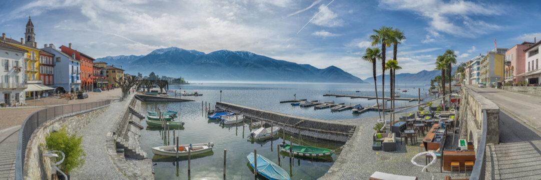 Ascona - Lago Maggiore - Schweiz