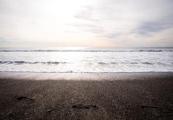Pacific Ocean Sea Shore California