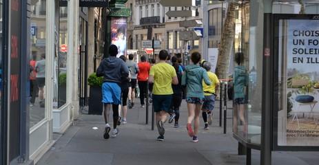badaud de Paris
